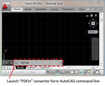 Pdfin autocad plug in for Dwg to kmz converter