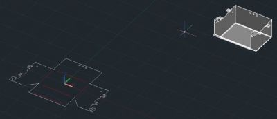 Smart Sheet Metal Unfold In AutoCAD