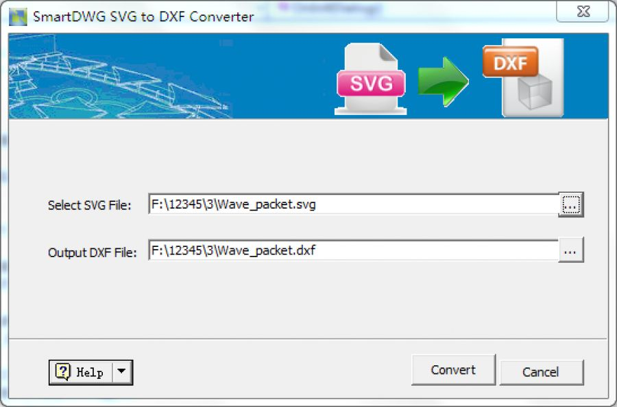 Smartdwg svg to dxf converter for Dwg to kmz converter