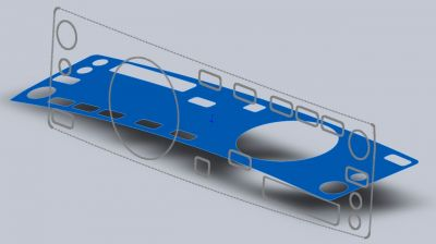 Advanced Smart Unfold For SOLIDWORKS