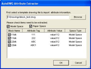 Attribute Extractor Standard
